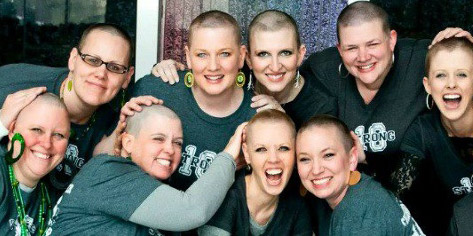 St. Baldrick's - Foundationv